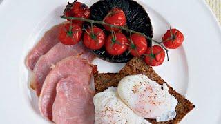 Настоящий английский завтрак - мастер-класс от Гордона Рамзи