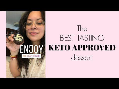 The best KETO dessert | Real Estate Girl Boss Mom