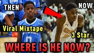 The 4'11 Player that has BETTER HANDLES Than You! - WHERE ARE THEY NOW! (Chase Adams)