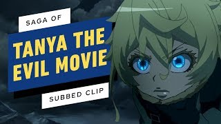 Saga of Tanya the Evil: The Movie Clip (English Subbed)