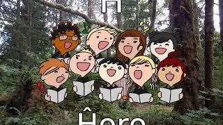 Esperanto Alphabet for Kids