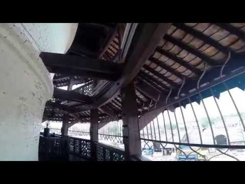 A Complete Tour Inside The Leaning Clock Tower Of Teluk Intan