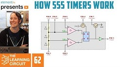 How 555 timers Work - The Learning Circuit
