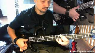 Club Tropicana - Wham! - Bass Cover