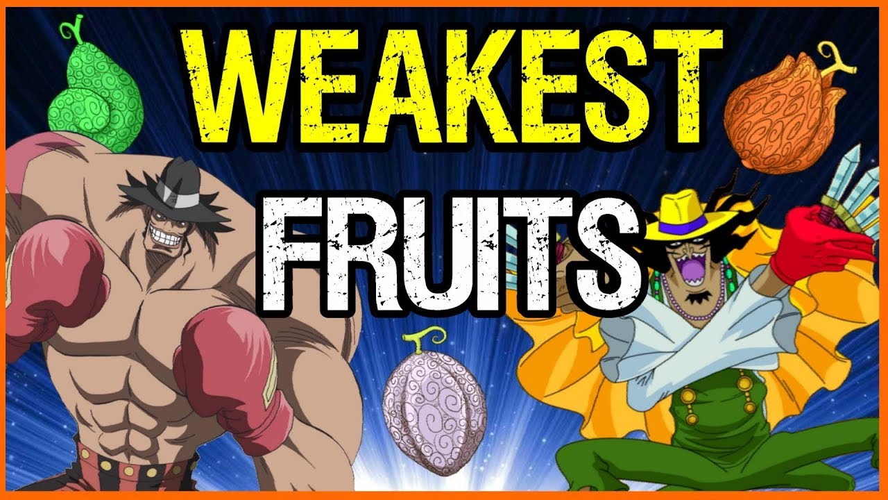the-weakest-devil-fruits-one-piece-theory