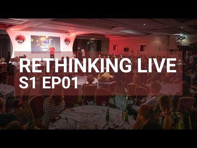 ReThinking Live - S1 Ep01