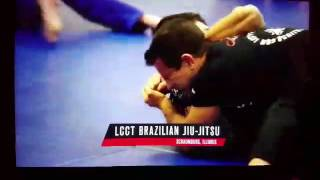 LCCT BJJ with Yair Rodrigues UFC Fight night