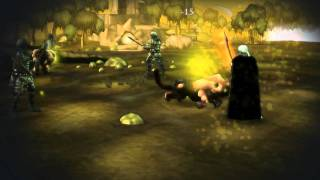 Elemental: Fallen Enchantress RPG HD video game Battle trailer - PC
