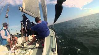Take a Sail With Me - ABYC Week 2014 Race 3