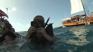 Aruba Jolly Pirate Snorkel Cruise