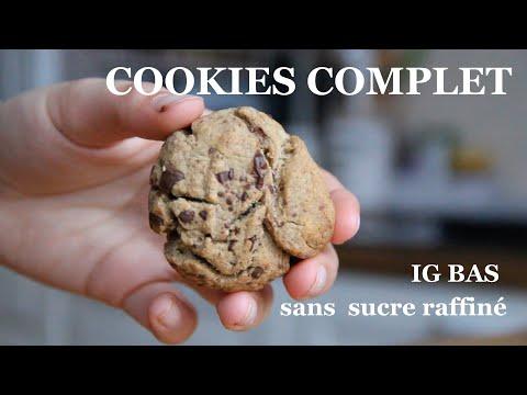 cookie-a-la-farine-complete-/-sans-sucre-raffiné-/-ig-bas