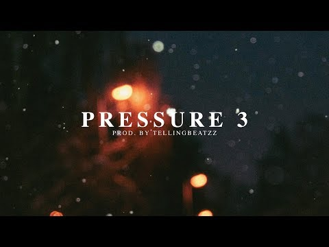 """J Cole Type Beat - """"Pressure 3"""" Feat. The Roots & Cee-Lo Green"""