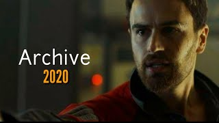ARCHIVE (2020) explained in hindi | sci fi mystery thriller