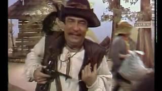 Loupežnická pohádka (1980) TV rip, česká pohádka, v hlavní roli Vladimír Menšík