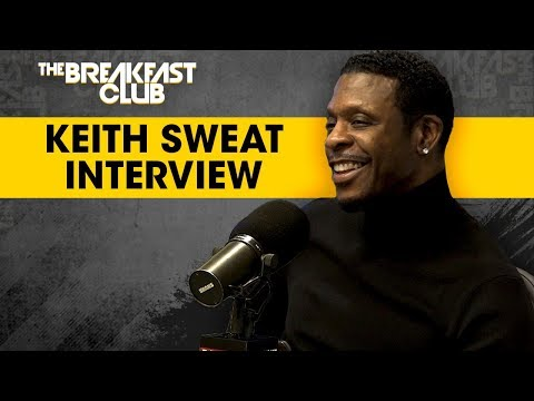Keith Sweat On Playing For Keeps, Working With Teddy Riley & Writing For Younger Artists
