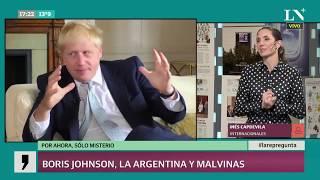 Boris Johnson, Macri y Las Malvinas | Inés Capdevila