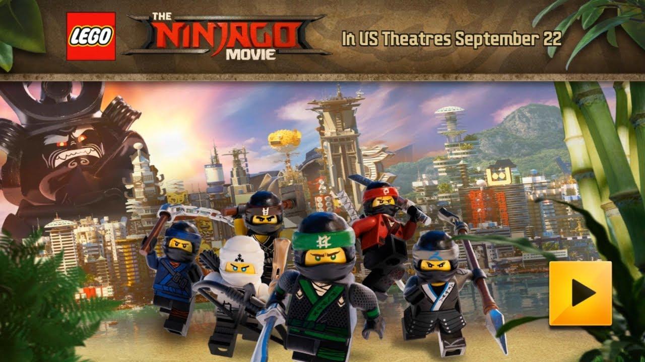 Lego Ninjago Wu Cru Ninjago Movie New Update Gameplay Walkthrough