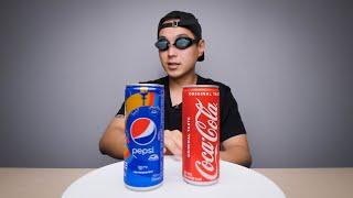 Coke vs. Pepsi Blind Taste Tes…