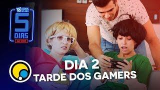 Baixar Batata e Pereba fazem gameplay com Gelli Clash #5DiasAoVivo - Depois das Onze