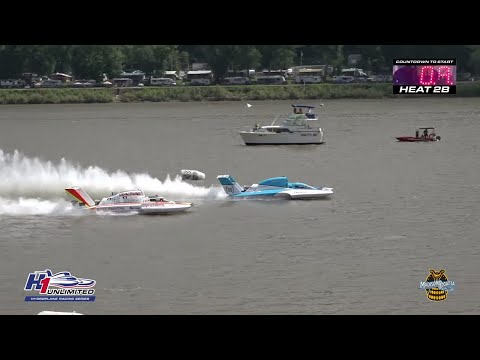 Race Rewind: 2018 Guntersville Hydrofest Heat 1A by H1Unlimited