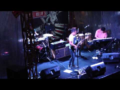 Andre Dinuth - Something to Remember @Rolling Stones Cafe Indonesia 1/9/2014