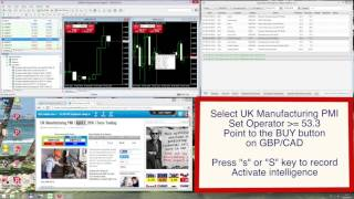 Quantina Forex News System UK Manufacturing PMI 2016