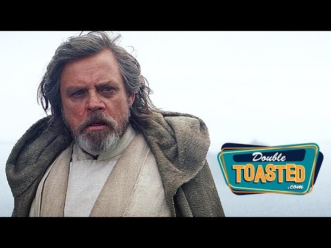 STAR WARS THE LAST JEDI TEASER TRAILER #1 REACTION - Double Toasted Review