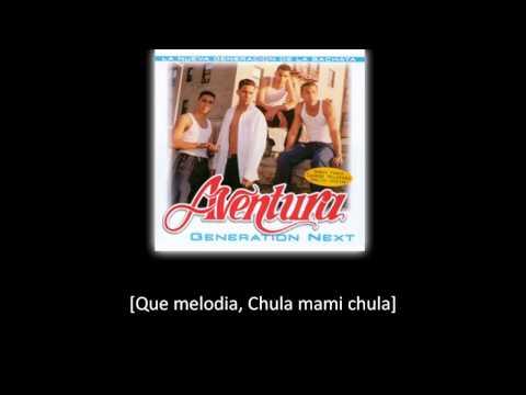 Aventura - Dime si te gusto (lyric - letra)