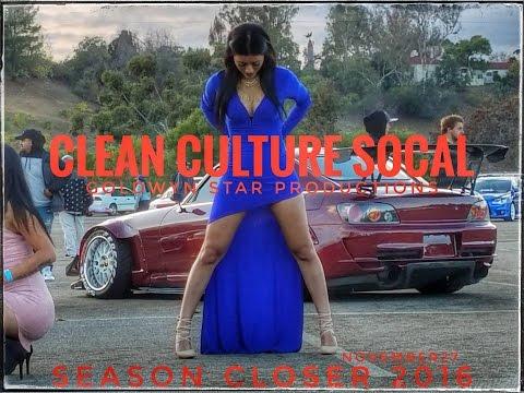 Clean Culture SoCal Season Closer Nov27 2016