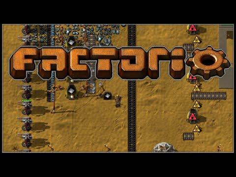 Factorio :: Automated Defense - Episode 2