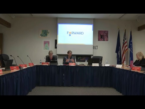 March 11, 2019 School Board Meeting