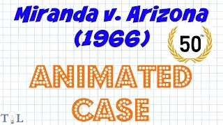 Your Miranda Warnings (50 Years) - Landmark Cases - Episode # 8