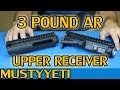 Mag Tactical Upper :: 3lb AR build pt.5 :: Musty Yeti