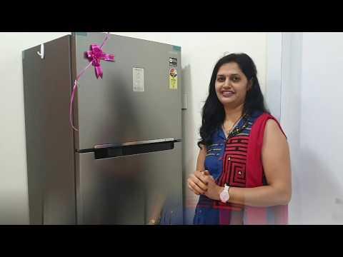 Samsung Twin Cooling Plus Refrigerator/Refrigerator unboxing/Refrigerator Demo/Refrigerator features