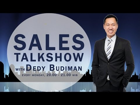 Sales Talk Show Episode 53 bersama Aster Theresia Sitohang
