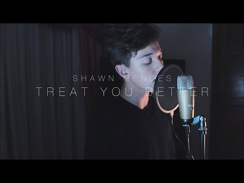 Shawn Mendes - Treat You Better (José Audisio Cover)