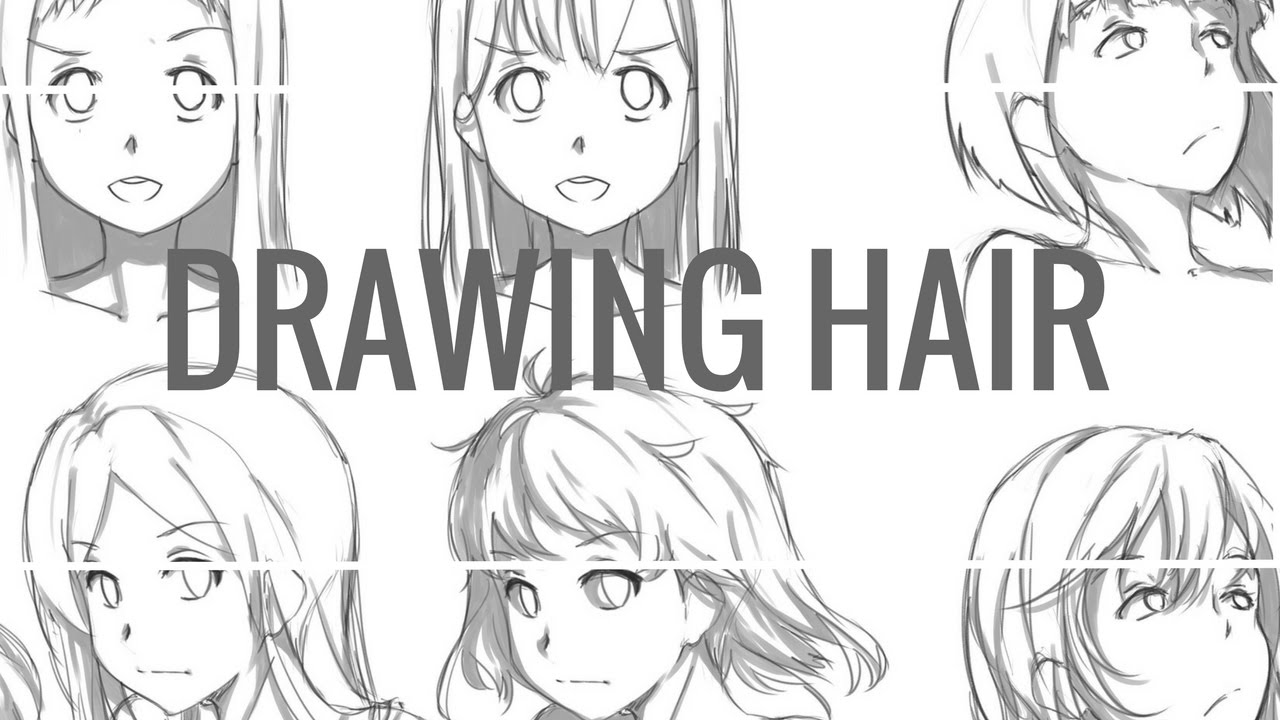 Styles Of Anime Drawing