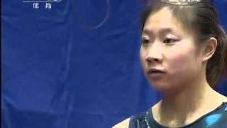 楊佩 Yang Pei, VT EF - The 2012 Chinese Gymnastics Nationals / Olympic trials thumbnail