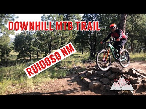 Mountain Biking Ruidoso New Mexico