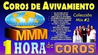 "1 Hora de Coros de Avivamiento ""MMM"" | Colección de Coros de MMM #2"