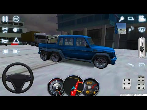 Dirving School 2017 New Car Unlocked HAMMER Drive in Cape Town Map - Android GamePlay FHD