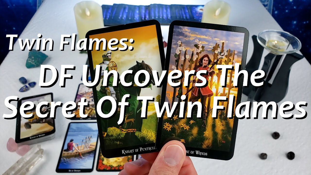 Twin Flames: DF Unlocking Twin Flame Secrets 🙏 Messages From Divine Feminine 08/09 - 08/15 2020