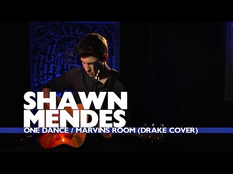 Shawn Mendes - 'One Dance / Marvins Room'...