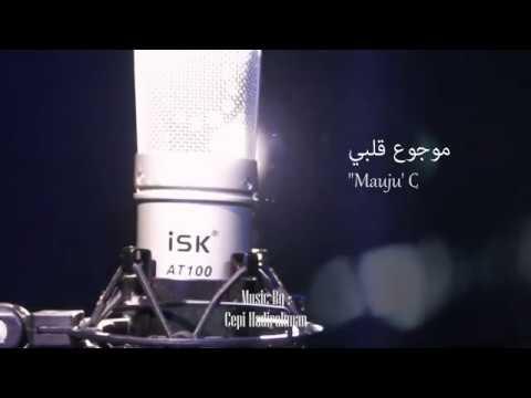 Mauju' Qolbi - Najwa Farouk Cover By Rifa Video Lirik