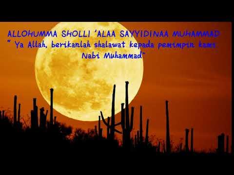 Sholawat asyghil dan artinya