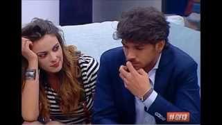 Andrea cerioli (gf13 ) ospite a radio mana' (1°parte