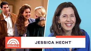 'Friends' Actress Jessica Hecht Talks F...