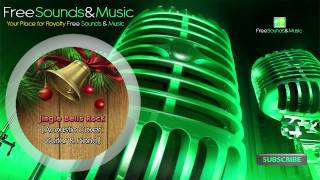 ROYALTY FREE MUSIC: Jingle Bell Rock (Acoustic Cover of Bobby Helms famous Christmas Song)