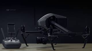 How to Mount and Use DJI Inspire 2