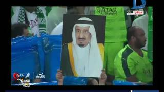 الكرة فى دريم| محمد عبد الشافى يحتفل مع فريق أهلى جده  بالفوز باللدورى لاول مره منذ  32 سنه